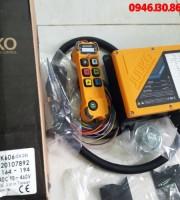 Điều khiển từ xa cầu trục Juuko K200, K400, K600, K602, K606, K800, K1000, K1200