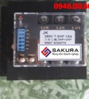 Khởi động mềm 380V 7.5HP 15A cho cầu trục