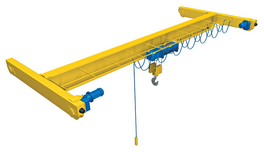 Lý giải cấu tạo cầu trục: thiết bị nâng hạ được ưa chuộng hiện nay
